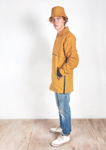 Welter Shelter FW15 All-weather outerwear