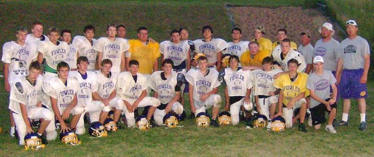 The 2009 Fowler High School football, team along with 33 other teams (587 players ) from across the country, traveled to Chadron, Nebraska for the