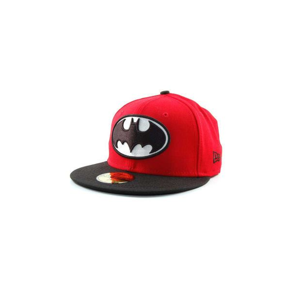 New Era 2 Tone Basic 59Fifty hats at lids.com ($32) ❤ liked on Polyvore featuring accessories, hats, batman, men, caps, new era cap, new era hats, caps hats and two tone hat