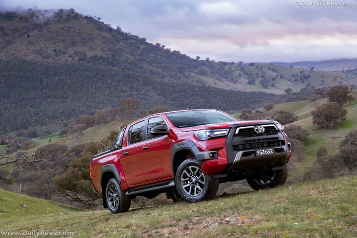 2021 Toyota Hilux Rogue Dailyrevs in 2020 Toyota hilux