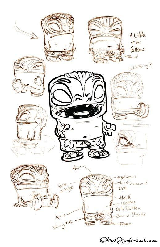 Single Line Character Art : Best images about chris sanders on pinterest