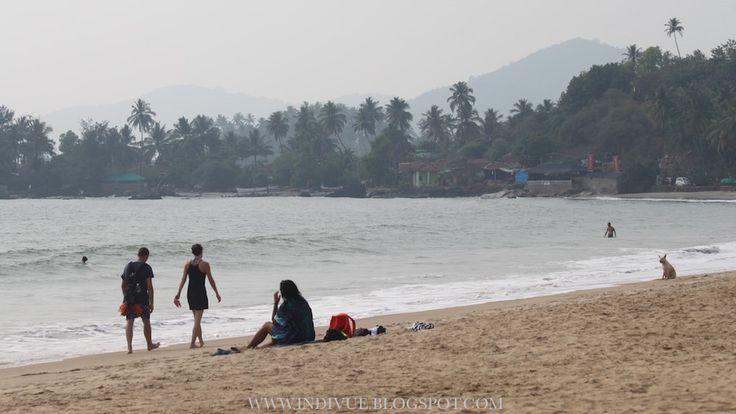 Patnem-Colomb Beach, Goa, Intia