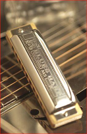 MI PERFIL PERSONAL: Me gusta mucho tocar la armónica.