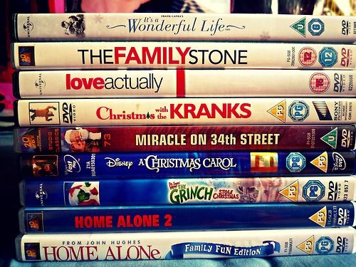 Yes. Christmas movies!