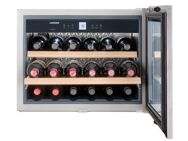 Liebherr WKEes553 GrandCru Einbau Weinkühlschrank für 1194,90 EUR - shop.moebelplus.de