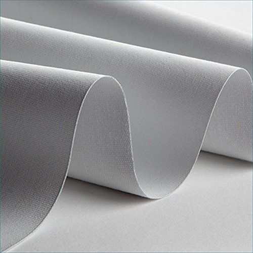 "Blackout Thermal Curtain Lining Fabric Per Metre 54"" / 137cm Wide 3 Pass By Hachette"