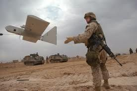 Military To Track Targets With 'Paint Drones' | UK Gadget and ...