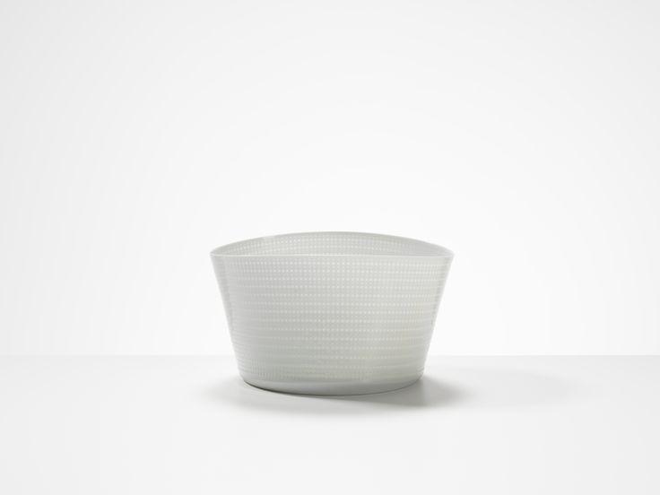 Light Bowl, Porcelain by Niisato Akio