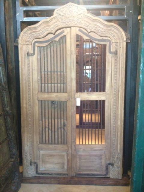 doors, double, antiques