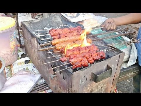 Yummy Seekh Kabab Mumbai Street Food | Indian Street Food | Street Food Of India 2016 [1080p] #seekh #Seekhkabab #barbeque #Streetfood #Mumbaistreetfood #Indianstreetfood #foodporn #Junkfood #Mumbai #india