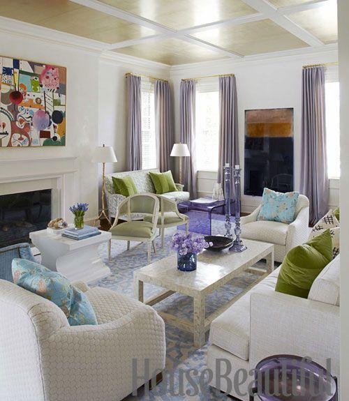 Best 25 Basement Living Rooms Ideas On Pinterest: 25+ Best Ideas About Lavender Living Rooms On Pinterest