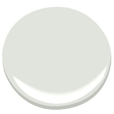 """Paper White, OC-55, Benjamin Moore. Who: Katie Ridder What: Paper White, OC-55, Benjamin Moore (shown in photo at left) Why: """"I use it in kitchens and bathrooms because it melds the grays of Carrara marble and the stark white of sinks and toilets."""""""