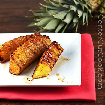 This grilled pineapple recipie is supposed to be a replica of the one from a Brazilian Steakhouse at Niagra. We've been trying to figure out how to replicate this since we visited.  On the list to try this weekend.