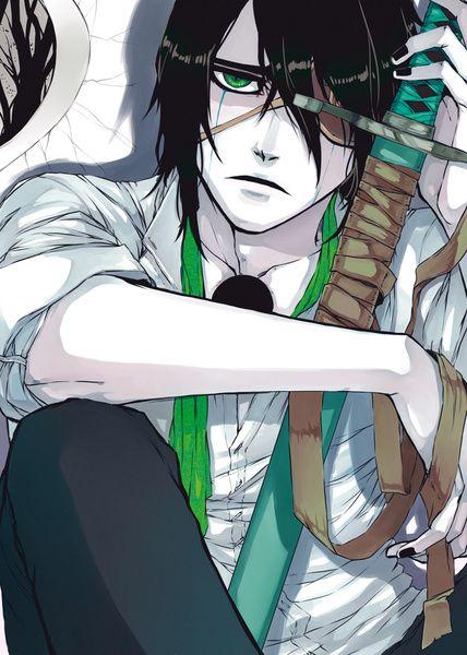 Ulquiorra #Bleach #Espada #Anime