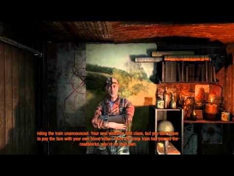 Metro 2033 Redux Walkthrough Part 9 (PC) - YouTube