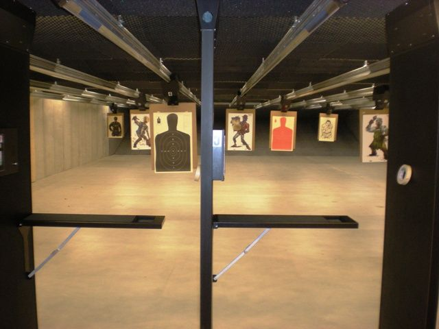 We Offer Training And Supplies For Law Enforcement Officers Indoor Shooting Rangelaw
