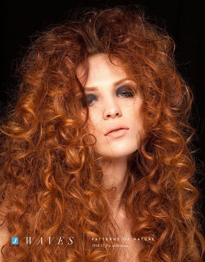 WAVES - patterns of nature #cdj #degradejoelle #tagliopuntearia #degradé #igers #shooting #musthave #hair #hairstyle #haircolour #longhair #ootd #hairfashion #madeinitaly #wellastudionyc