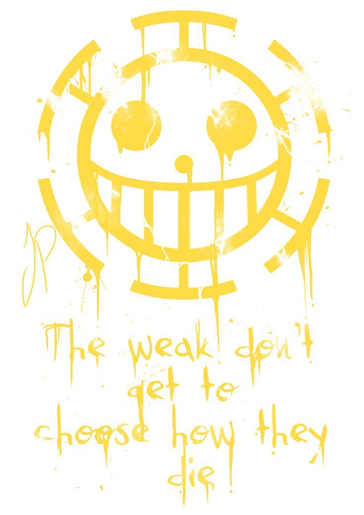Law Heart Pirates My Blog One Piece Quotes One Piece Images One Piece Logo