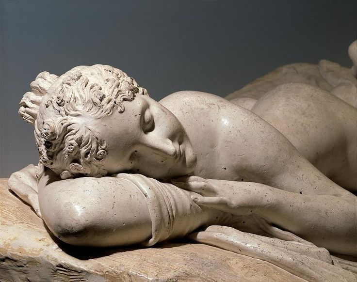 Canova Antonio, Sleeping Nymph, 1820
