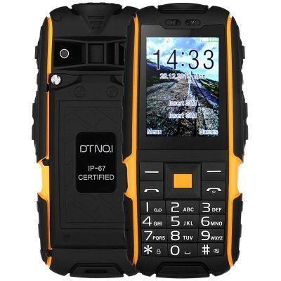 33.99$  Know more - DTNO.I A9 Quad Band Unlocked Phone 2.4 inch IP67 Waterproof Dustproof Shockproof FM Flashlight Camera Bluetooth   #buyininternet