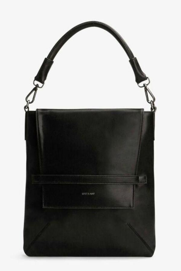 Matt & Nat Riley Bag Black