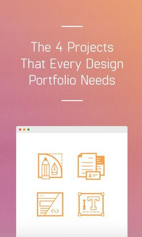 Best Graphic Design Portfolio Examples Ideas On Pinterest