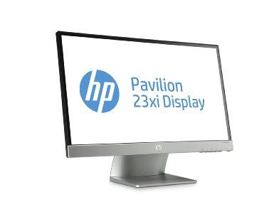 "Hp Pavilion Ecran PC LCD sans Tuner 23"" (58,42) 1920 x 1200 Noir: Amazon.fr: Informatique"