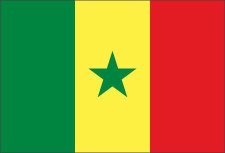 Drapeau du Sénégal (#Flag of #Senegal)