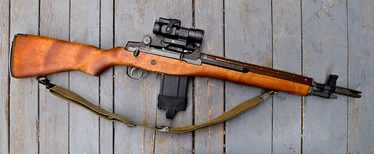 M14 Scout Rifle