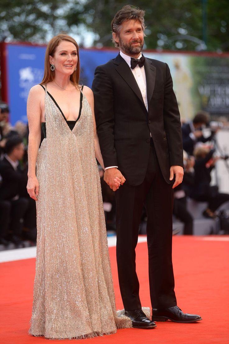 Julianne More and husband Bart Freundlich