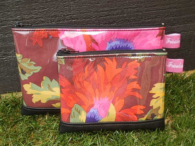 Small and Large Poppies Purses from $10.00