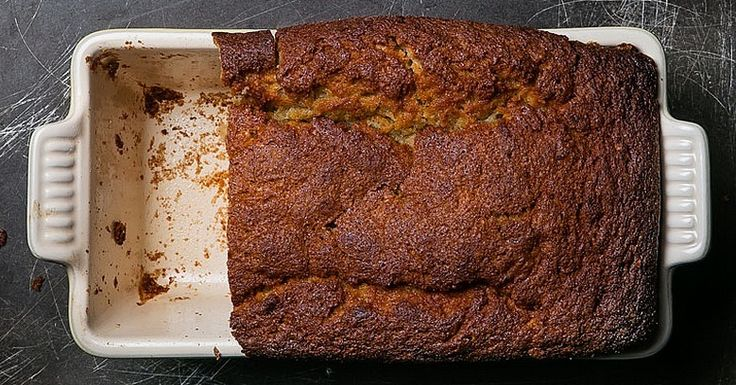 """Our partner Tasting Table shares the best of food and drink culture. Today, renowned French pastry chef Dominique Ansel shares with us his banana bread recipe. """"I love peanut butter,"""" says Dominique Ansel with genuine excitement. """"I"""