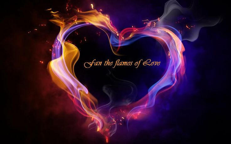 Review flames of love