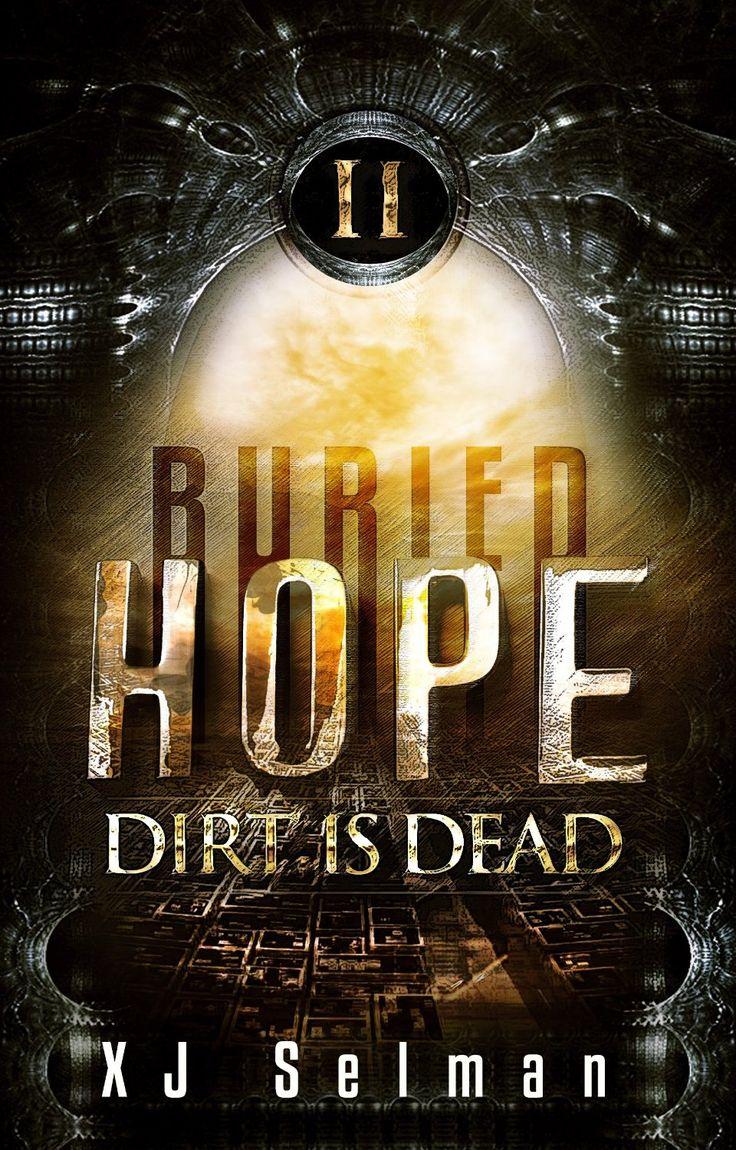33 best great fantasy book covers images on pinterest fantasy buried hope ii dirt is dead by xj selman books fandeluxe PDF