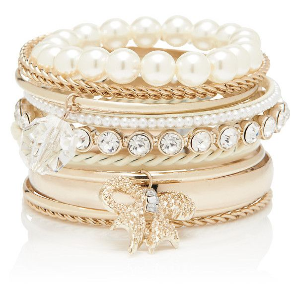 Forever New Alessandra Mixed Bangle