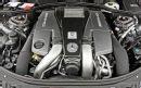 2012 Mercedes Benz CL63 AMG Engine Photo 3