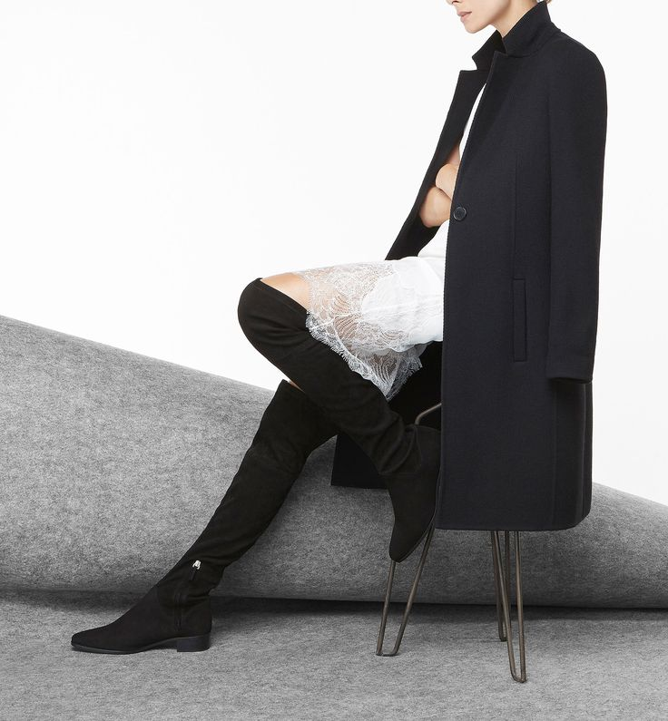 OVER-THE-KNEE-SUEDE BOOTS