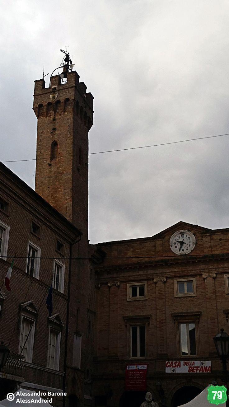 Palazzo del Comune #Loreto #Marche #Italia #Italy #Viaggiare #Viaggio #EIlViaggioContinua #AlwaysOnTheRoad