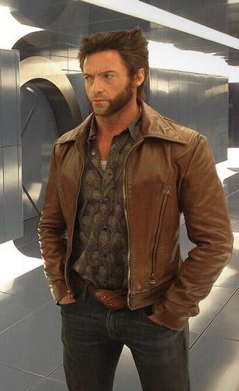 x men days of future past wolverine jacket sexy days of future past and dr who. Black Bedroom Furniture Sets. Home Design Ideas