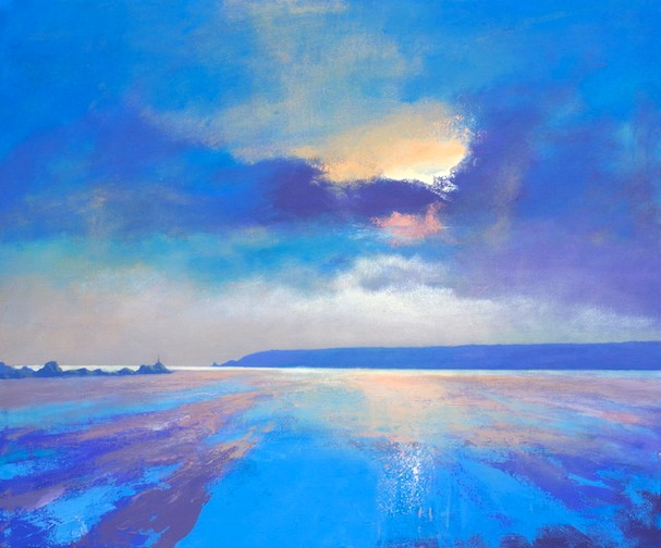 Martin Bullivant ~ Noirmont Sunset