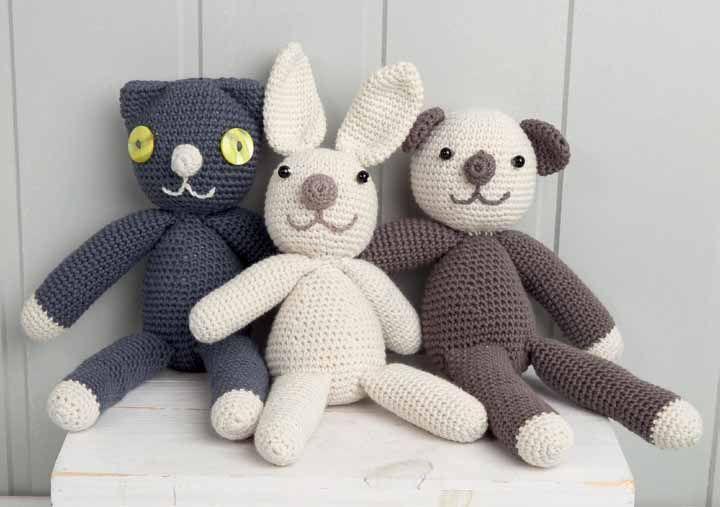 strikke bamse oppskrift - Google-søgning