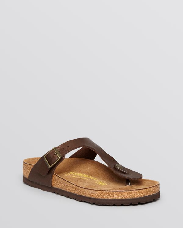 Birkenstock Thong Sandals - Gizeh | Bloomingdale's