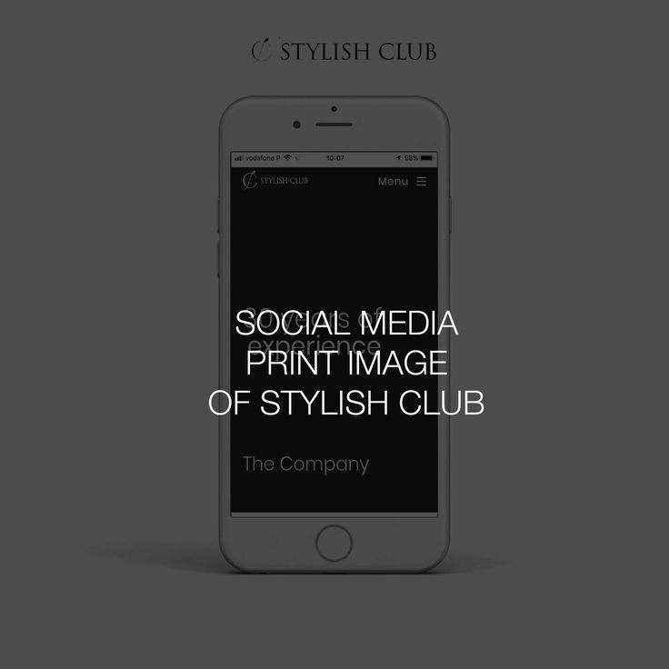 Our social media and print image has been evolving and becoming the true look of Stylish Club. We value each of our members who become also a part of our client.