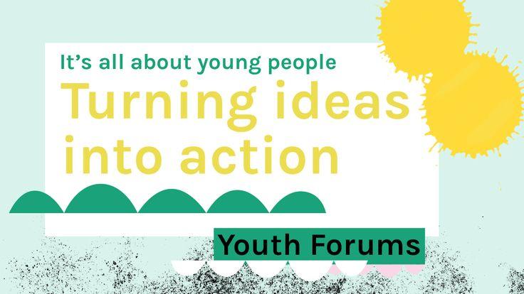 Rural Youth Forum Series header graphic