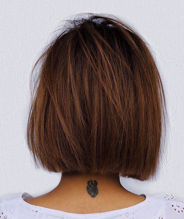 20+ Best Short Hair Back View pictures