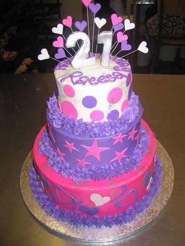 21st Birthday Cakes 21st Birthday And Birthday Cakes On