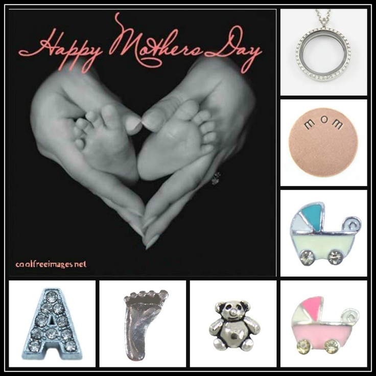South Hill Designs Locket for Mother's Day!