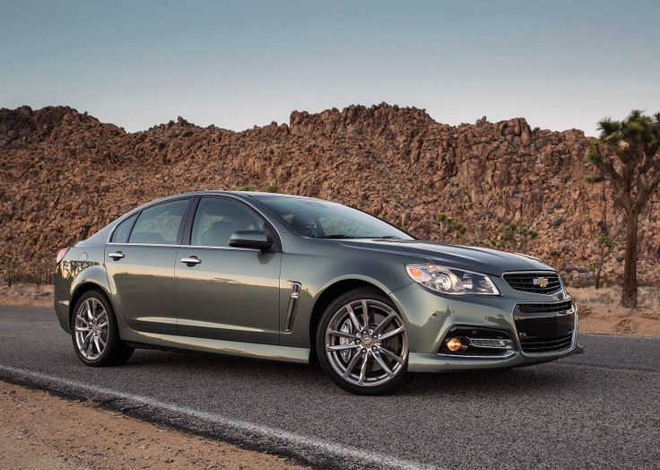 2014 Chevrolet SS 6.2L sedan!!