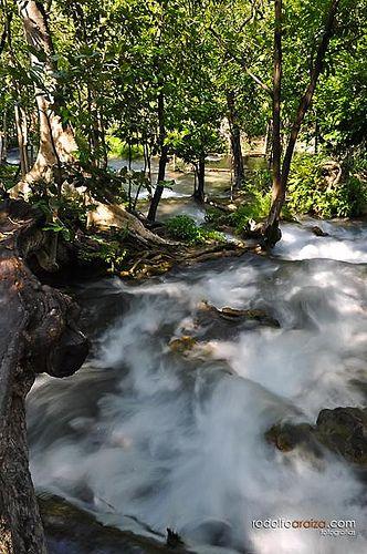 Agua, cascada la Nube Chiapas