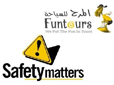 Funtours Dubai is the name that you can trust upon for the best and safest tour experience in the UAE. The company lays a lot of focus on the safety and hence level all the requisite safety parameters to make the tour thrilling yet safe.  www.funtoursdubai.com +971 4 2830889  #Safe #Safety_First #Thrilling #Tour #Dubai  Shine on the web   Scoop.it